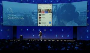 فيس بوك يطور مشروع قراءة الافكار من خلال اللمس Dialsbook