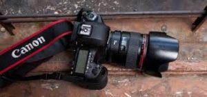افضل كاميرات كانون الاحترافية