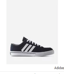 Adidas GVP Canvas Shoes - Navy Blue