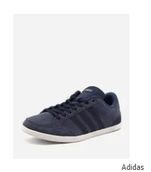 Adidas Caflaire Sneakers - Navy Blue
