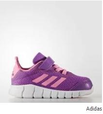 Adidas Boys RapidaFlex Sneakers - Violet