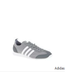 Adidas VS JOG Tennis - Grey