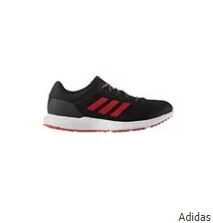 Adidas Cosmic 1.1 Sneakers - Black