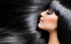 فرد الشعر بدون مكواة