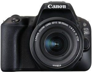 سعر كاميرا كانون 200D بدقة 24,2 ميجابيكسل