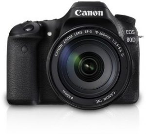 ✪ انواع الكاميرات الديجيتال كاميرا كانون 80D