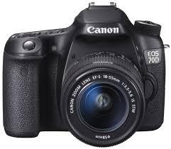 كاميرا Canon EOS 70D