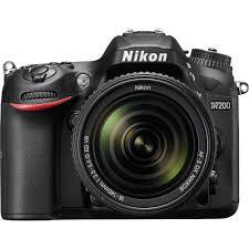 كاميرا Nikon D7200