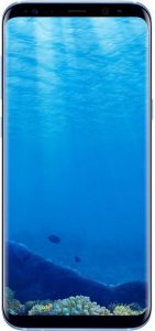 سامسونج جالكسي اس 8 بلس شريحتين اتصال - 64 جيجا, الجيل الرابع ال تي اي, ازرق