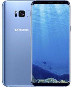 سامسونج ،جالكسي اس 8 شريحتين ،64 جيجابايت ،أزرق ،الجيل الرابع 4 جي