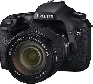 ✪كاميرا Canon EOS 7D Mark ll