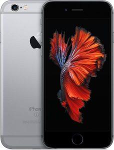 ابل ايفون 6s مع فيس تايم - 16 جيجا، الجيل الرابع LTE رمادي