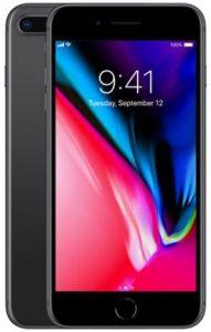 ابل ايفون 8 Plus بدون تطبيق فايس تايم - 256 جيجا, الجيل الرابع ال تي اي, رمادي