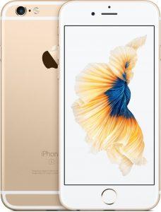 ابل ايفون 6s مع فيس تايم - 16 جيجا، الجيل الرابع LTE، ذهبي