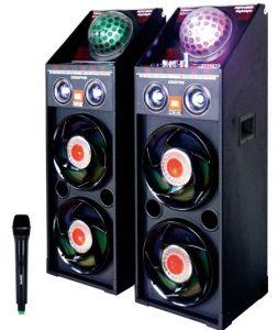 جهاز مسرح منزلي من جيباس - 40000 واط - GMS8444