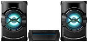 نظام صوتي منزلي عالي القدرة مع بلوتوث, جهاز سوني, SHAKE-X1D