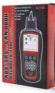 Autel AL619 OBD2 II ABS/SRS Airbag Diagnostic Fault Code Reader Scanner Tool