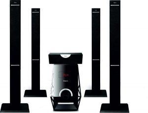 امبكس جهاز مسرح منزلي 1 قناة- HT5105