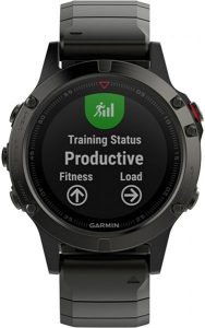 Garmin Fenix 5 Slate Grey with Metal Band