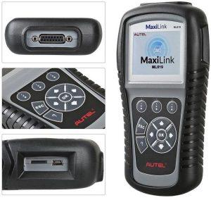 جهاز فحص اعطال السيارات - موديل ML619