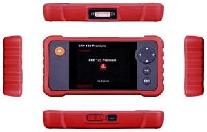 LAUNCH Creader CRP123 Premium Car Diagnostic Tool ABS SRS A/T Engine Crp123 VII+