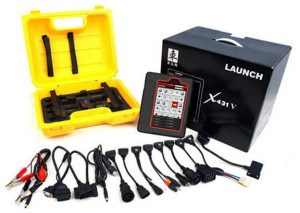 Launch X431 ‫(V pro) Wifi and Bluetooth scanner Diagnostic Tool