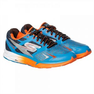 حذاء لرياضة الجري من سكيتشيرز للرجال - لون متعدد الالوان