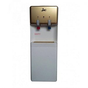 Jac موزع مياه مزود بثلاجة ساخن/بارد 2 صنبور - 26 لتر