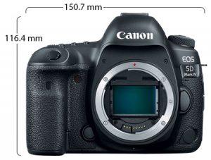 كاميرا كانون عالية الحساسية