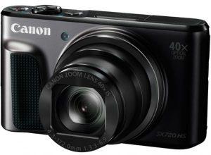 كاميرا كانون رقمية