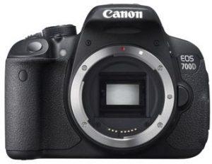 سعر كاميرا كانون 700 دي