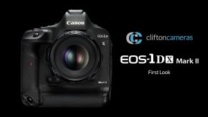 كاميرا كانون 1Dx EOS