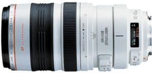 عدسة للكانون EF 100-400mm f4.5-5.6 L IS USM
