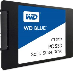 سعر ssd hard disk ماركة ويسترن موديلWDS100T1B0A