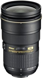 Nikkor 24-70mm f/2.8G ED for Nikon DSLR