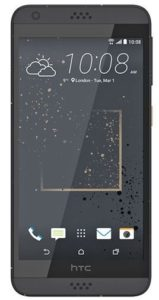 اتش تي سي ديزاير 630 بشريحتين اتصال- 16 جيجا، 2 جيجا، الجيل الرابع ال تي اي، واي فاي، اسود ذهبي