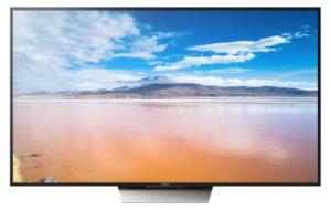 تلفزيون سوني 85 انش 4k اتش دي ار ذكي - XBR-85X850D