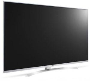ال جي تلفزيون 65 انش سوبر 4K الترا اتش دي ال اي دي ذكي ثلاثي الابعاد - 65UH850V