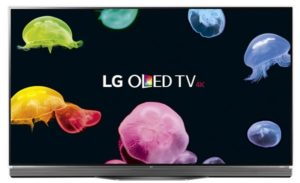 ال جي تلفزيون 65 انش 4K الترا اتش دي او ال اي دي ذكي ثلاثي الابعاد - OLED65E6V