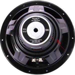 جهاز مضخم صوت للسيارة 30 سم من سوني - XS-NW1200