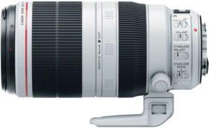 عدسة للكانون EF 100-400mm f/4.5-5.6L IS II USM