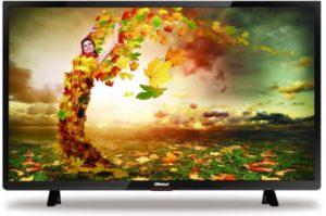 نوبل 55 انش ليد تلفزيون ذكي اسود - NTV55LEDS