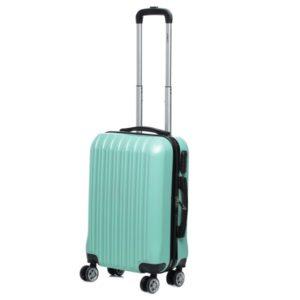 شنطة سفر ترولي من امبست 20 انش - اللون اخضر - 7.20.20