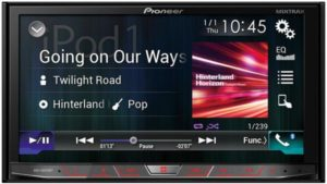 بايونيير، مشغل صوت مع شاشة لمس AVH-X8850BT