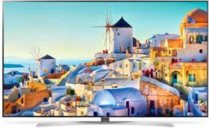 ال جي 75 انش تلفزيون سمارت ال اي دي ، 4 كيه الترا اتش دي ، 75UH655V