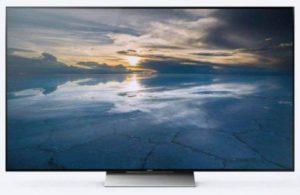 سوني 85 انش led تلفزيون اندرويد اسود - KD85X8500D