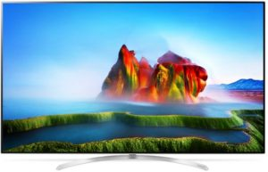 LG 65 Inch 4K Super Ultra HD Smart TV - 65SJ950V
