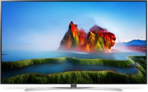 LG 86 Inch 4K Super Ultra HD Smart TV - 86SJ957V