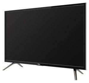 تي سي ال 43 انش ليد تلفزيون اندرويد اسود - LED43D2980US