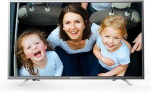 سكايوورث 43 انش ليد تلفزيون ذكي اسود - 43E5600